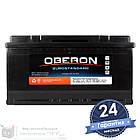 Аккумулятор автомобильный OBERON Eurostandard 6CT 100Ah, пусковой ток 800А [+|–], фото 4