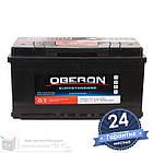 Аккумулятор автомобильный OBERON Eurostandard 6CT 100Ah, пусковой ток 800А [–|+], фото 2