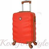 Набор дорожных чемоданов Bonro Next  5 штук бордовый (10060504), фото 3