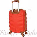Набор дорожных чемоданов Bonro Next  5 штук бордовый (10060504), фото 4