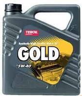 Моторное маслоTeboil Gold SAE 5W-40 1л