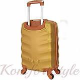 Набор дорожных чемоданов Bonro Next  5 штук золотой (10060502), фото 4