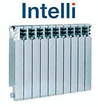 Радіатор Intelli 500/100 біметал