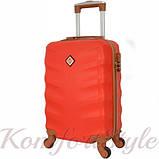 Набор дорожных чемоданов Bonro Next  5 штук красный (10060505), фото 3