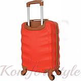 Набор дорожных чемоданов Bonro Next  5 штук красный (10060505), фото 4
