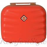 Набор дорожных чемоданов Bonro Next  5 штук красный (10060505), фото 6