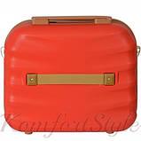 Набор дорожных чемоданов Bonro Next  5 штук красный (10060505), фото 7