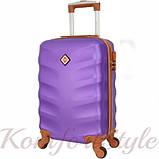Набор дорожных чемоданов Bonro Next  5 штук фиолетовый (10060503), фото 3
