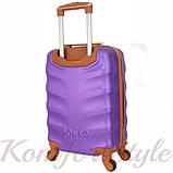Набор дорожных чемоданов Bonro Next  5 штук фиолетовый (10060503), фото 4