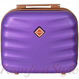 Набор дорожных чемоданов Bonro Next  5 штук фиолетовый (10060503), фото 6