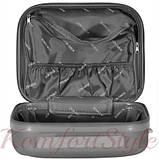 Набор дорожных чемоданов Bonro Next  5 штук фиолетовый (10060503), фото 8