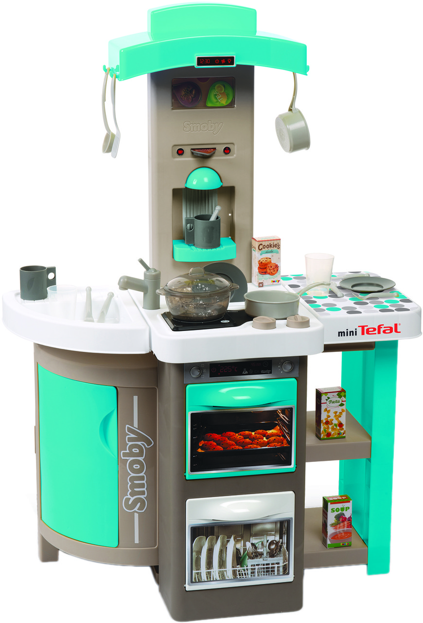 Детская игрушечная кухня Tefal Studio Smoby 312201