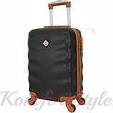 Набор дорожных чемоданов Bonro Next  5 штук черный (10060500), фото 3