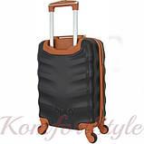 Набор дорожных чемоданов Bonro Next  5 штук черный (10060500), фото 4