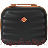 Набор дорожных чемоданов Bonro Next  5 штук черный (10060500), фото 6