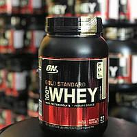 Сывороточный протеин изолят Optimum Nutrition 100% Whey Gold Standard 908 g оригинал!ОН Вей голд