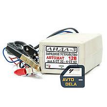 Импульсное зарядное устройство для автомобильного аккумулятора АИДА 3