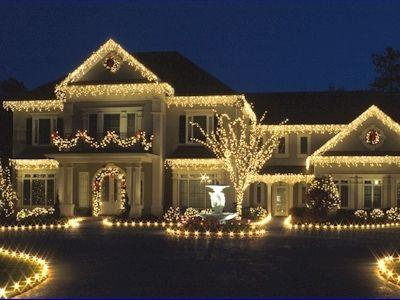 Гирлянда новогодняя премиум для оформления фасадов домов IP56  ICICLE 120 LED 2x1m Flash мерцание, фото 1