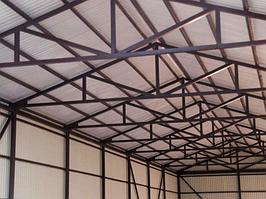 Изготовление и сварка металлоконструкций любой сложности