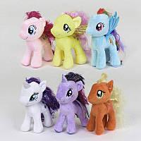 Мягкая игрушка Пони, 6 видов, C37874