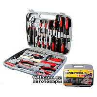 Автомобильный набор инструментов MasterTool 78-0357 — 57 предметов