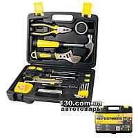 Автомобильный набор инструментов MasterTool 78-0317 — 17 предметов