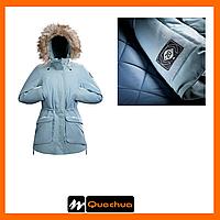 Зимняя женская куртка-парка Quechua 500 ultra warm до -20