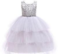 Плаття святкове Срібне