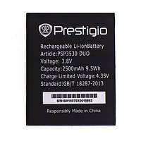 Аккумулятор (батарея) для Prestigio MultiPhone PSP 3530 Muze D3 2500mAh +ПОДАРОК
