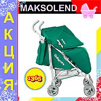 Прогулочная коляска  BABYCARE Rider Green Зеленая (BT-SB-0002/1)