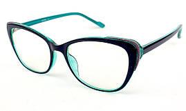 Очки для компьютера blue blocker, женские, в пластиковой оправе, Level