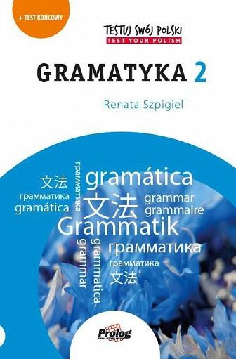 Testuj Swój Polski: Gramatyka 2