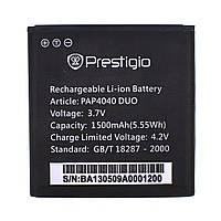 Аккумулятор Prestigio PAP4040 DUO