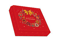 "Коробка для конфет ""Happy New Year. Merry Christmas"" (Упаковка 3 шт.), фото 1"