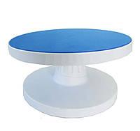 Стойка пластм.для торта с наклоном О26*15см