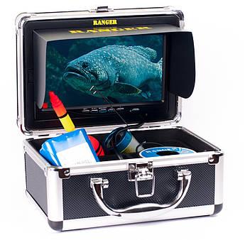 Подводная видеокамера Ranger Lux Record эхолот