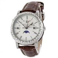 Наручные часы Patek Philippe Grand Complications 5160 Sky Moon Brown-Silver-White