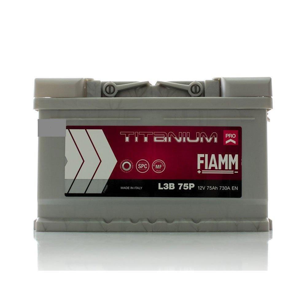 Fiamm 6СТ-75 АзЕ TITANIUM PRO Автомобильный аккумулятор