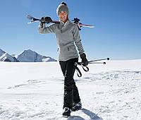 Отличные лыжные штаны softshell с пропиткой ecorepel тсм tchibo германия 42 евро наш 48, фото 1