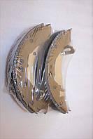 Колодки тормозные барабанные задние Accent с 1994 по 2000 год grog Корея