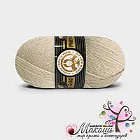 Пряжа Madame Tricote Paris Мерино голд, №127, св. беж