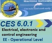 CES 6.0.1 Electrical, electronic and control engineering EE - Operational Level