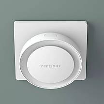Ночной светильник Xiaomi Yeelight Smart Led Night Light YLYD10YL (Белый, Круглый), фото 3
