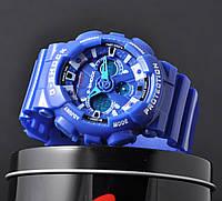Часы мужские Копия Casio G-Shock GA-120 Blue Синие