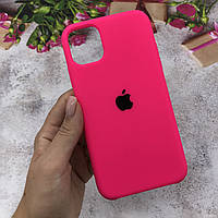 Чехол Mood Silicone Case для iPhone 11 Pro Max Barbie Pink