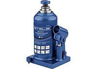 Домкрат гідравлічний пляшковий телескопічний, 6 т, h підйому 170-420 мм// STELS