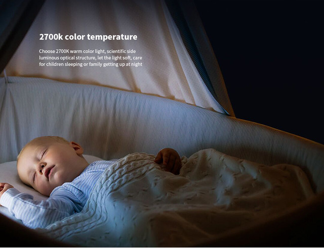 Ночной светильник Xiaomi Yeelight Smart Led Night Light YLYD10YL (Белый)