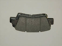 Колодки гальмівні дискові задні Hyundai Accent з 2010р., Kia RIO HI-Q Корея