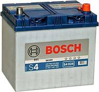 Стартерная аккумуляторная батарея BOSCH S4 ASIA 60 Ah   0092S40240