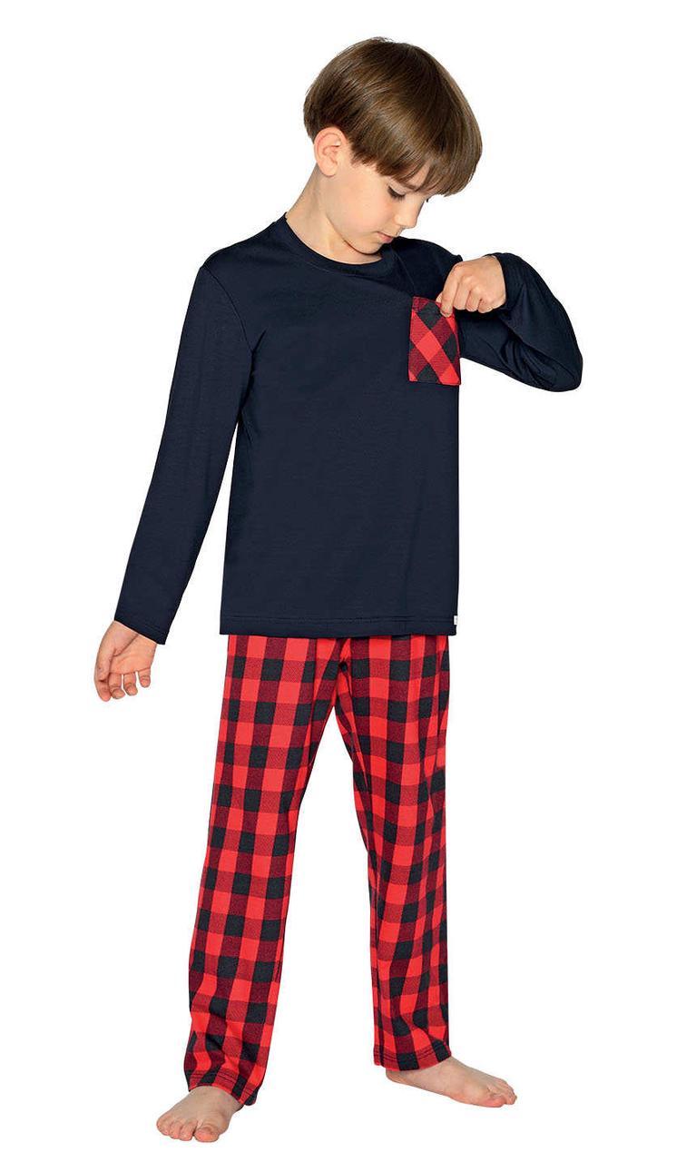 Дитяча піжама для хлопчиків Wadima 504102